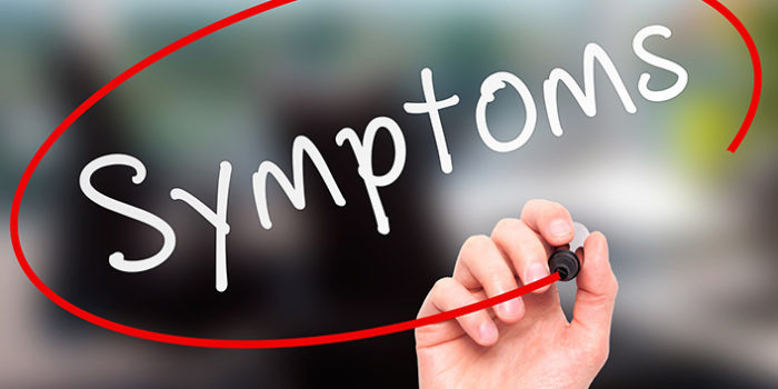 What are various withdrawal symptoms and how to identify them